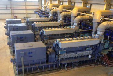 Nocibe 16 MW HFO Power Plant