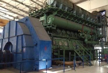 Kotu Two Stroke HFO Power Plant