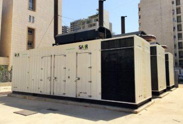 Lebanese American University 8 MW Diesel Power Plant