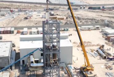 Umm Qasr 29 MW Power Plant