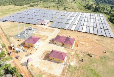 Freetown 6 MWp PV Plant